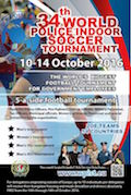 World Police Indoor Soccer
