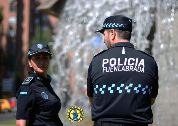policia local de fuenlabrada